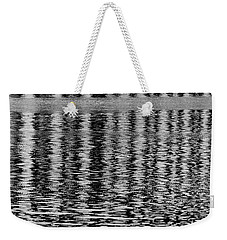 Weekender Tote Bag featuring the photograph Abstraction by Steven Richman