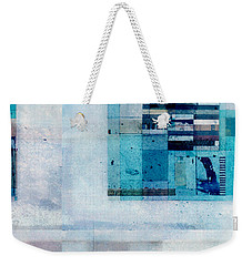 Abstractitude - C02v Weekender Tote Bag by Variance Collections
