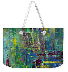 Abstract_untitled Weekender Tote Bag