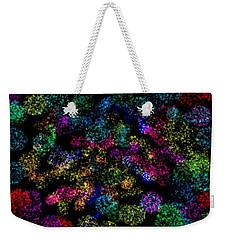 Abstruse Weekender Tote Bag by Mark Blauhoefer