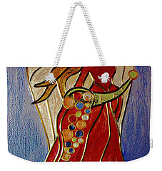 Abundance Angel Weekender Tote Bag