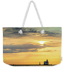 Weekender Tote Bag featuring the photograph Abundance Of Atmosphere by Bill Pevlor