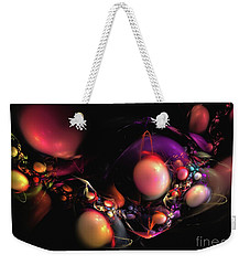Abundance Weekender Tote Bag by Sipo Liimatainen