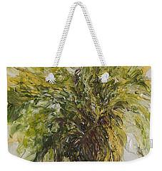 Abundance Tree Weekender Tote Bag