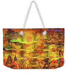Abundance Weekender Tote Bag