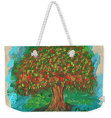 Abundant Tree Weekender Tote Bag