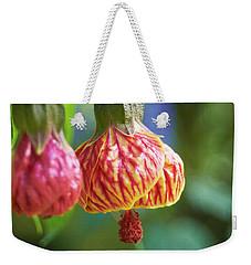 Abutilon Weekender Tote Bag