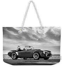 Ac Shelby Cobra Weekender Tote Bag by Mark Rogan
