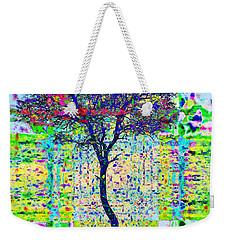 Acacia Tree Weekender Tote Bag