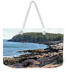 Acadia Cove Weekender Tote Bag