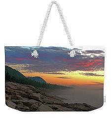 Acadia Sunrise  Weekender Tote Bag