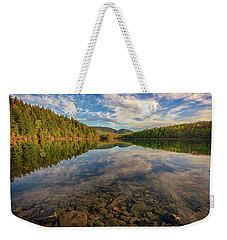 Acadian Reflection Weekender Tote Bag