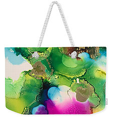 Acceptance Weekender Tote Bag by Tara Moorman