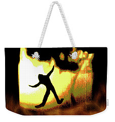 Access Denied Weekender Tote Bag by Aliceann Carlton