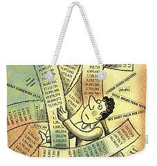 Accounting And Bookkeeping Weekender Tote Bag