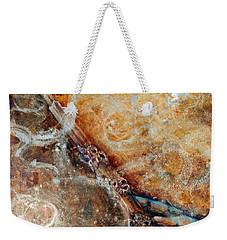 Ace Of Wands Weekender Tote Bag