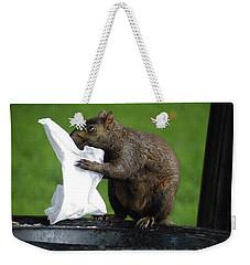 Achoo Weekender Tote Bag