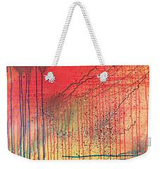 Acid Rain Weekender Tote Bag