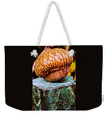 Acorn Weekender Tote Bag by Bruce Carpenter