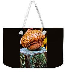 Acorn Weekender Tote Bag