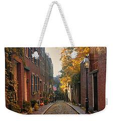 Acorn St. 3 Weekender Tote Bag