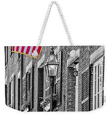 Acorn Street Details Sc Weekender Tote Bag