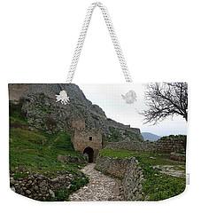Acrokorinth Weekender Tote Bag