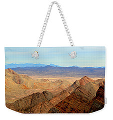 Across The Range Weekender Tote Bag by Nature Macabre Photography
