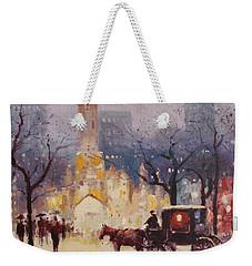 Acrylic Msc 054 Weekender Tote Bag