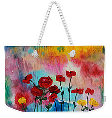 Acrylic Msc 101 Weekender Tote Bag