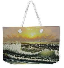 Acrylic Msc 148 Weekender Tote Bag