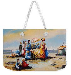 Acrylic Msc 191 Weekender Tote Bag