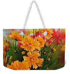 Acrylic Msc 216 Weekender Tote Bag