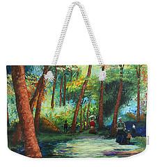 Acrylic Msc 217 Weekender Tote Bag
