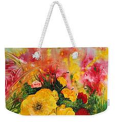 Acrylic Msc 218 Weekender Tote Bag