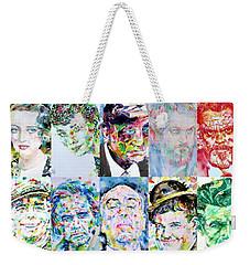 Actors And Directors Weekender Tote Bag