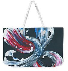 Ad Infinitum Weekender Tote Bag