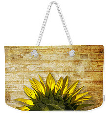 Weekender Tote Bag featuring the photograph Ad Orientem by Melinda Ledsome