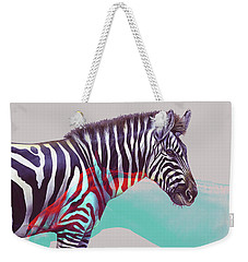 Adapt To The Unknown Weekender Tote Bag by Uma Gokhale