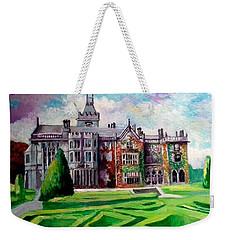 Adare Manor Co Limerck Ireland Weekender Tote Bag
