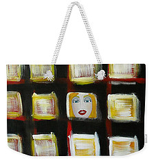 Addiction Weekender Tote Bag