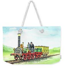 steamengine Adler Weekender Tote Bag