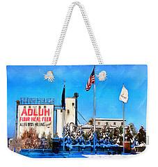 Adluh Painterly 10 Weekender Tote Bag