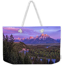 Admiration Weekender Tote Bag