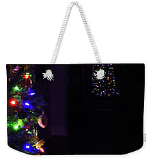 Admiring Its Own Reflection Weekender Tote Bag