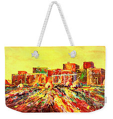 Adobe Color Weekender Tote Bag