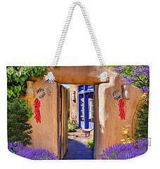 Adobe Door Weekender Tote Bag