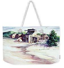 Adobe Pueblo Weekender Tote Bag