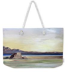 Adobe Rock Weekender Tote Bag