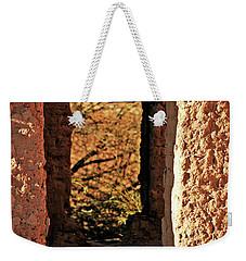 Adobe Ruin Weekender Tote Bag